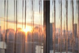 沈阳大业美家装饰:窗帘使房间更有格调