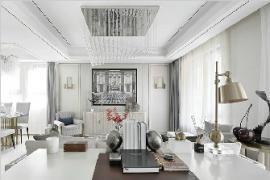 沈阳大业美家装饰:客厅装修设计技巧大全