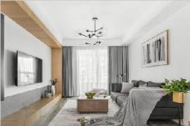沈阳大业美家装饰:电视背景墙美观又实用的3种设计方法